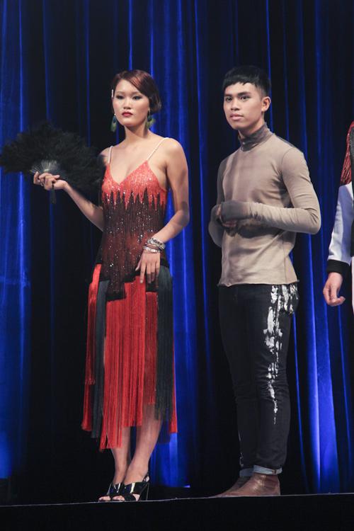 hanh trinh den chung ket cua top 3 project runway vietnam 2015 - 1