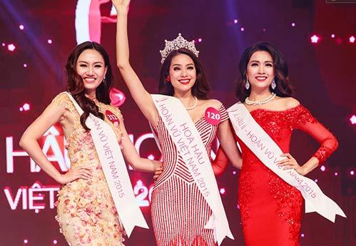 "a hau tra my tu choi ""noi got"" pham huong thi hhhv 2016 - 1"