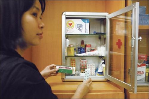 Những loại thuốc không thể thiếu trong gia đình dịp Tết-1