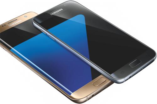 anh chinh thuc smartphone galaxy s7 va s7 edge bi lo - 1