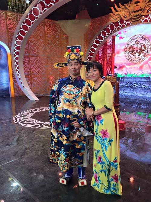 "cong ly doan tu thao van va con trai tai ""tao quan 2016"" - 6"
