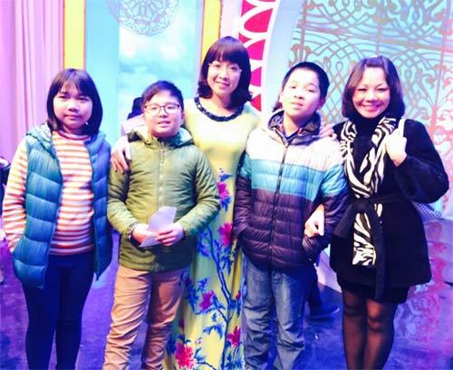 "cong ly doan tu thao van va con trai tai ""tao quan 2016"" - 4"