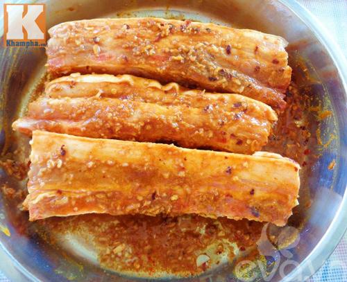 Thịt heo nướng cà ri tuyệt ngon cho Tết-3