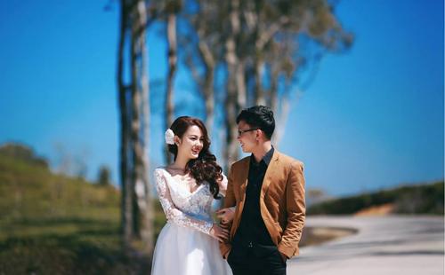 Đẹp mê hồn bộ ảnh cưới ngập tràn sắc hoa ngày xuân-14