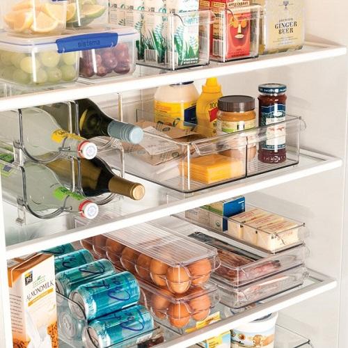 Mẹo xếp tủ bếp 'nhắm mắt lấy đồ cũng trúng'-2