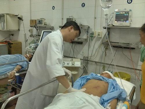 Các bệnh viện đã sẵn sàng trực cấp cứu dịp Tết Nguyên đán-1