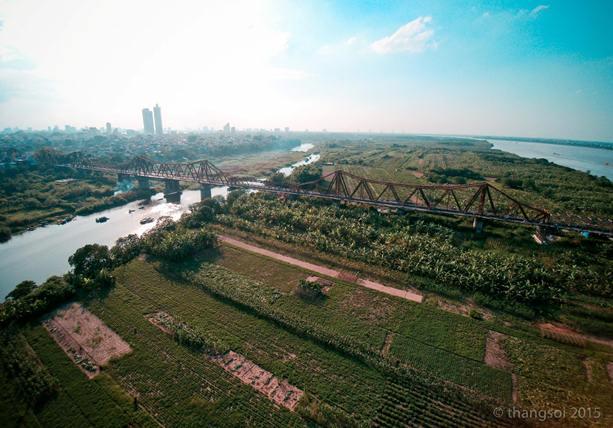Bộ ảnh tuyệt đẹp về Việt Nam nhìn từ trên cao-2