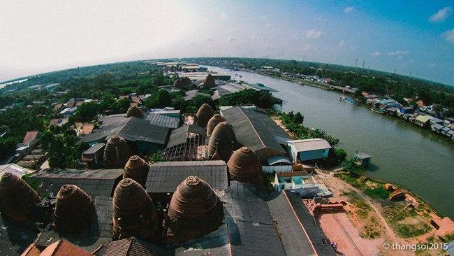 Bộ ảnh tuyệt đẹp về Việt Nam nhìn từ trên cao-4
