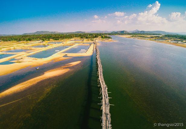 Bộ ảnh tuyệt đẹp về Việt Nam nhìn từ trên cao-5