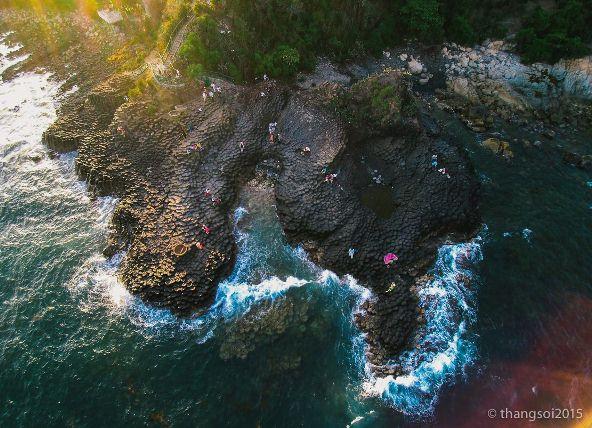 Bộ ảnh tuyệt đẹp về Việt Nam nhìn từ trên cao-6