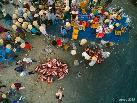 Bộ ảnh tuyệt đẹp về Việt Nam nhìn từ trên cao-8