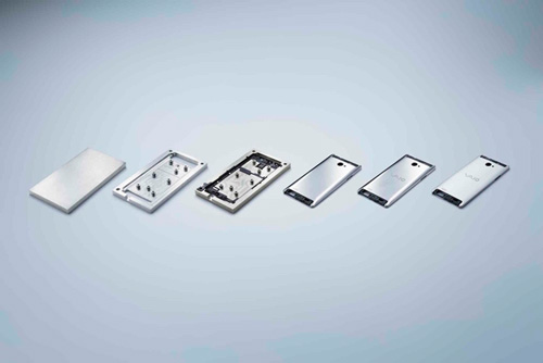 Vaio ra mắt smartphone Phone Biz chạy Windows 10-8