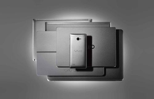 Vaio ra mắt smartphone Phone Biz chạy Windows 10-10