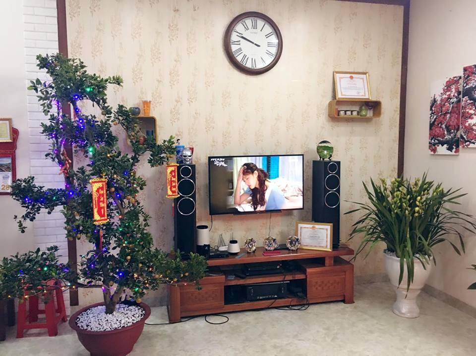 Thúy Hạnh, Phạm Hương bận rộn dọn nhà đón Tết-10