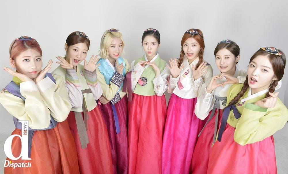 Sao Hàn xúng xính diện hanbok đón Tết-6