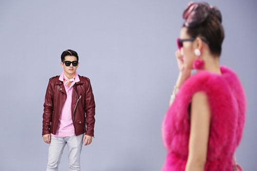 """Đông Nhi đầy cá tính với tóc hồng trong dự án """"Pink Girl""""-9"""
