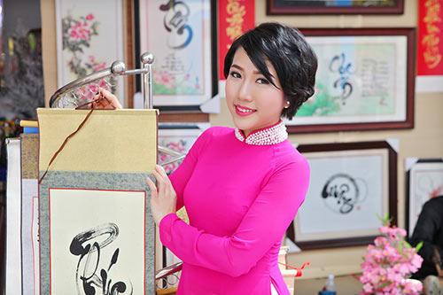 """""""me don than"""" thuy duong rang ro du xuan cung con gai - 7"""