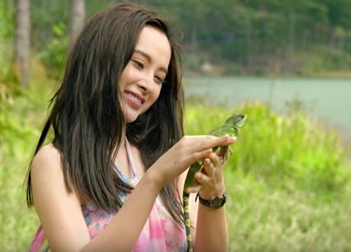 """truong giang """"say"""" phuong trinh du yeu nguoi khac trong phim moi - 5"""
