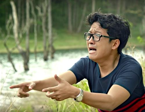 """truong giang """"say"""" phuong trinh du yeu nguoi khac trong phim moi - 6"""