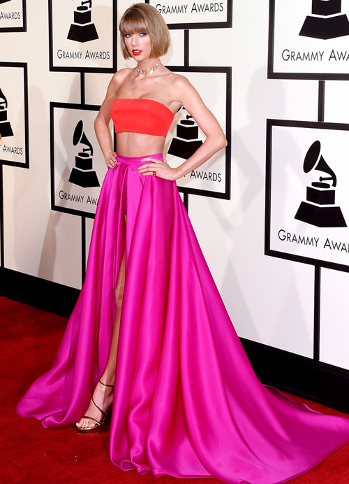 taylor swift khien fan tron mat vi mac tao bao tai grammy - 2