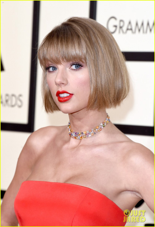 taylor swift khien fan tron mat vi mac tao bao tai grammy - 3