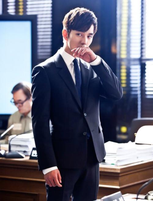 """5 bat mi thu vi ve """"em trai quoc dan"""" yoo seung ho - 1"""