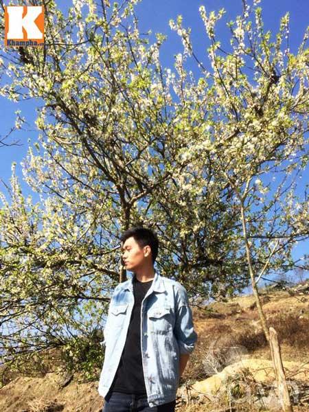 """gap go ha manh - chang trai san sang """"mo mat khi hon"""" - 2"""