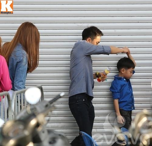 """hà hò - cuòng dola nám tay con trai giũa """"bão"""" scandal - 14"""