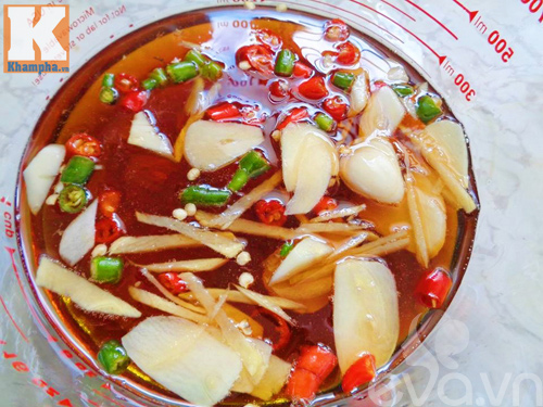 them chay nuoc mieng voi xoai ngam mam ot - 6
