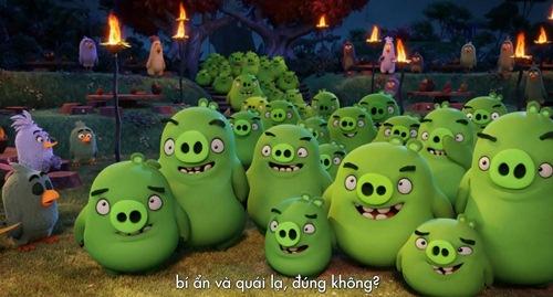 "khong the nhin cuoi voi ""thanh nho"" cua ""angry birds""! - 3"