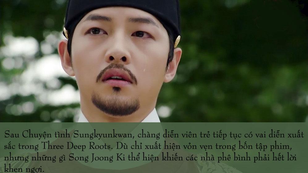 """con duong tro thanh """"soai ca quan nhan"""" cua song joong ki - 5"""