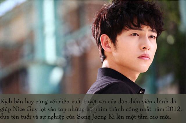 """con duong tro thanh """"soai ca quan nhan"""" cua song joong ki - 7"""