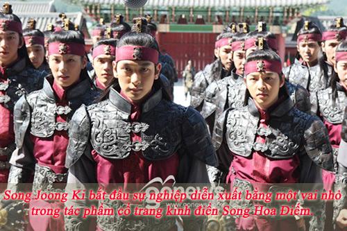 """con duong tro thanh """"soai ca quan nhan"""" cua song joong ki - 1"""
