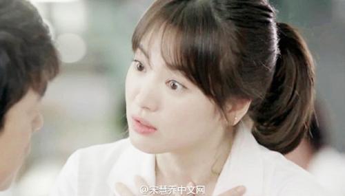 song hye kyo - nu hoang bieu cam so 1 han quoc - 5