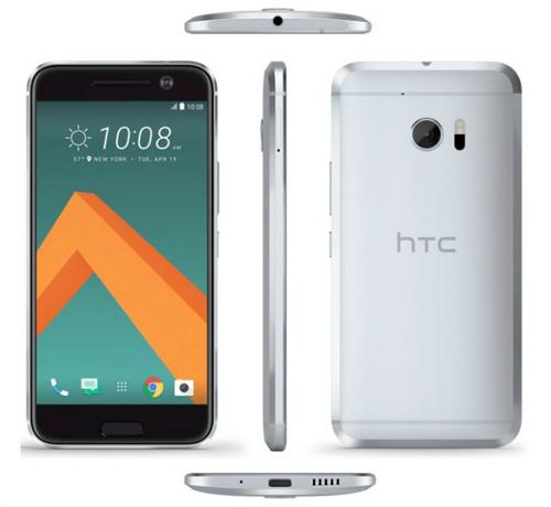anh chinh thuc smartphone htc 10 bi ro ri - 1