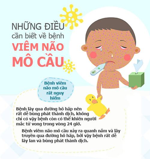 infographic: nhung dieu can biet ve viem mang nao mo cau - 1
