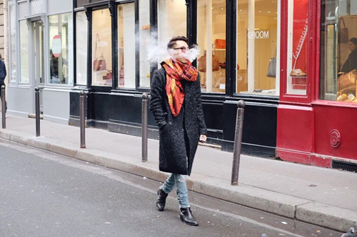 """loat fashionista viet """"hut"""" ong kinh nhiep anh paris - 15"""