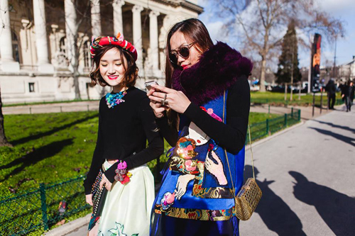 """loat fashionista viet """"hut"""" ong kinh nhiep anh paris - 8"""
