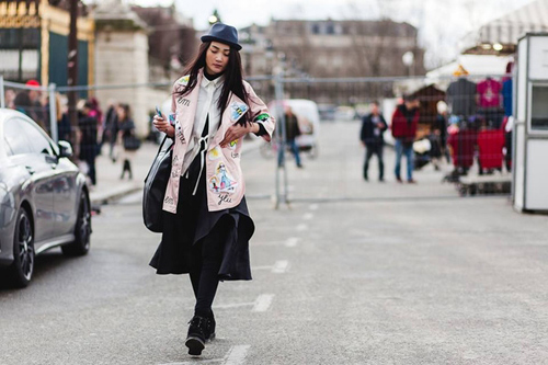 """loat fashionista viet """"hut"""" ong kinh nhiep anh paris - 1"""
