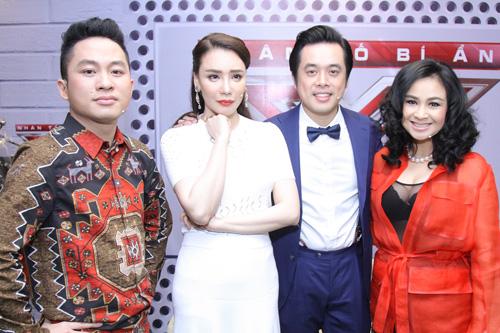 """ha ho thoi """"ghe nong"""" x-factor khong phai vi scandal? - 1"""