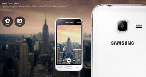 samsung ra mat smartphone cau hinh thap gia re galaxy j1 mini - 6