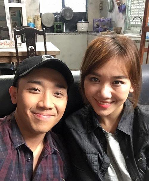 tran thanh - hari won cong khai noi loi yeu tren mang - 1
