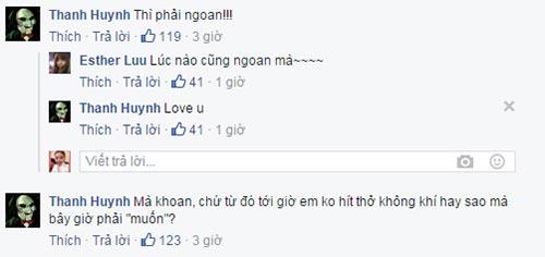 tran thanh - hari won cong khai noi loi yeu tren mang - 3