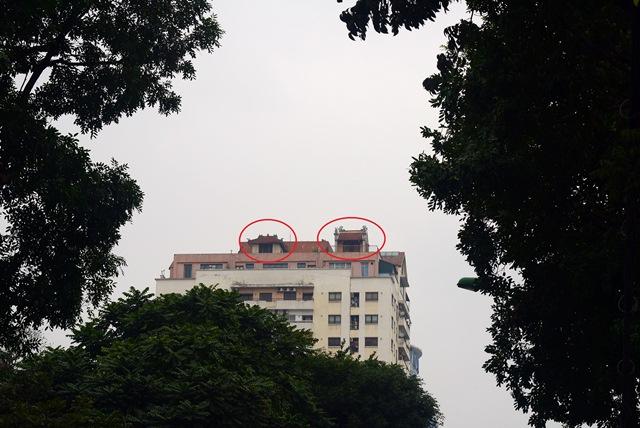 """""""chua"""" tren noc chung cu khong phai la chua! - 1"""