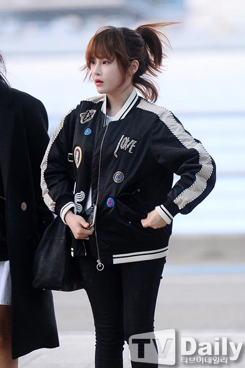 """t-ara """"sang chanh"""" tren duong den viet nam - 11"""