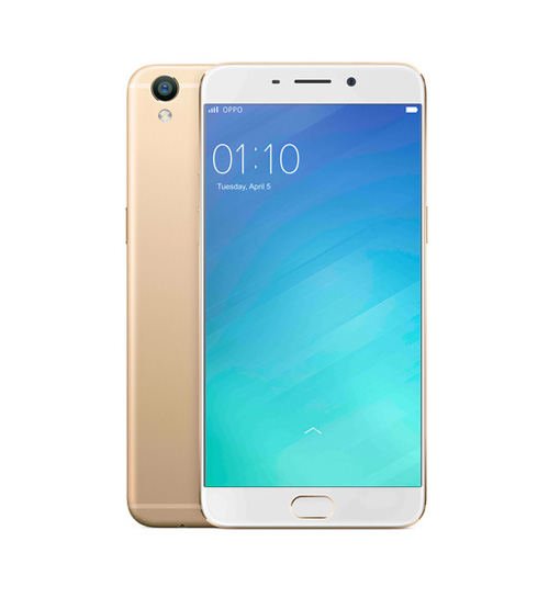 oppo r9, smartphone co may anh truoc 16 megapixel - 1
