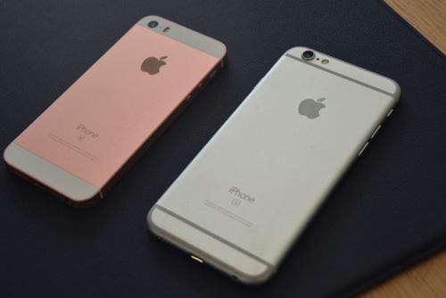 can canh iphone se vua trinh lang gay that vong cho nguoi ham mo apple - 2