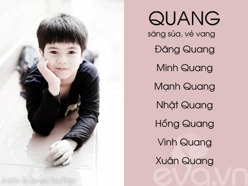 top ten sang, nghia dep cho be trai 2016 (phan 2) - 10