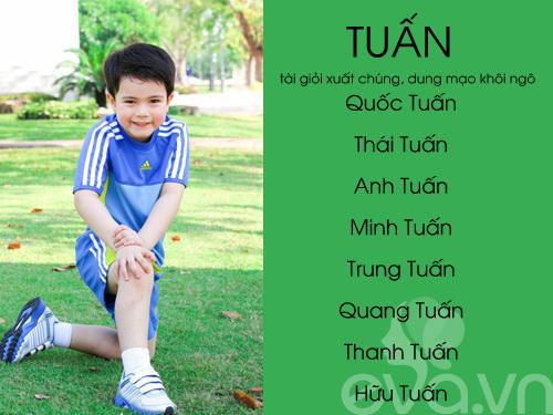 top ten sang, nghia dep cho be trai 2016 (phan 2) - 13