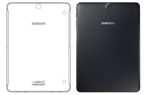 samsung galaxy tab s3 9,7 inch se giong galaxy tab s2 - 1